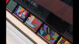 Andy Warhol Bridge gets 'yarn bombed' - (1/25)