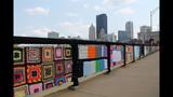 Andy Warhol Bridge gets 'yarn bombed' - (6/25)
