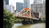 Andy Warhol Bridge gets 'yarn bombed' - (18/25)