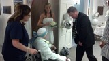 Photos: Dying woman sees son gets married as… - (1/9)