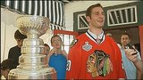 Photos: Brandon Saad's local celebration with… - (3/13)