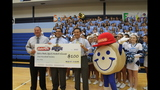 Eat'n Park Spirit Award presented to Central Valley - (17/25)
