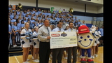 Eat'n Park Spirit Award presented to Central Valley - (8/25)