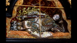 Photos: Jeweled skeleton relics show a macabre beauty - (2/15)