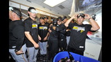 Pirates beat Cubs to secure playoff berth - (5/25)
