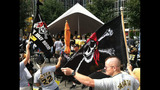Hundreds of Bucco fans gather for rally in… - (5/7)