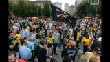 Hundreds of Bucco fans gather for rally in… - (6/7)