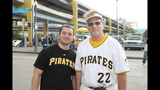 Pirates fans tailgate before first playoff… - (22/25)