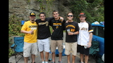 Pirates fans tailgate before first playoff… - (10/25)
