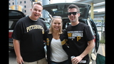 Pirates fans tailgate before first playoff… - (24/25)