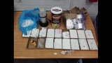 Heroin packaging operation evidence photos - (5/5)