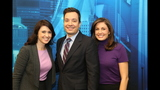 Jimmy Fallon visits WPXI-TV - (9/25)