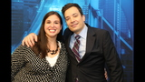 Jimmy Fallon visits WPXI-TV - (3/25)