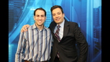 Jimmy Fallon visits WPXI-TV - (11/25)