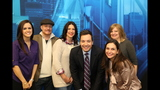 Jimmy Fallon visits WPXI-TV - (17/25)