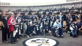 Photos: Penguins host military veterans at… - (3/20)