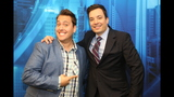 Jimmy Fallon visits WPXI-TV - (8/25)