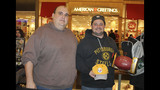 Pittsburgh Steelers participate in toy drive… - (2/20)
