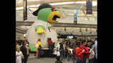 Thousands attend PirateFest in Pittsburgh - (5/25)
