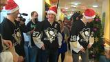 Penguins bring holiday cheer to Children's… - (5/24)