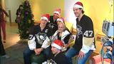 Penguins bring holiday cheer to Children's… - (9/24)