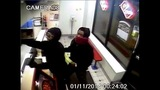 Surveillance images of armed robbery at… - (3/3)