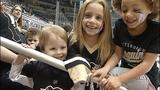 Photos: Penguins host Make-A-Wish children, families - (2/13)