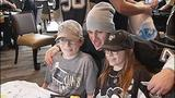 Photos: Penguins host Make-A-Wish children, families - (6/13)