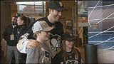 Photos: Penguins host Make-A-Wish children, families - (3/13)
