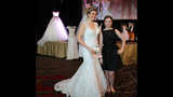 Latest wedding trends, fashions on display at… - (5/25)