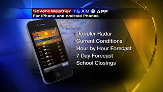 Download the FREE Severe Weather Team 11 app!