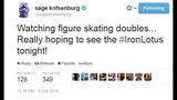 Gold medalist Sage Kotsenburg's tweets - (6/12)