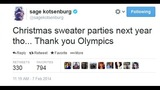 Gold medalist Sage Kotsenburg's tweets - (9/12)