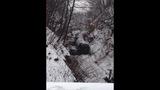 Photos from scene of Vandergrift train derailment - (11/14)