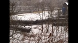 Photos from scene of Vandergrift train derailment - (6/14)