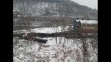 Photos from scene of Vandergrift train derailment - (2/14)