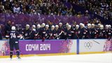 U.S. hockey team defeats Russia in thrilling shootout - (1/25)