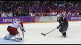 U.S. hockey team defeats Russia in thrilling shootout - (20/25)