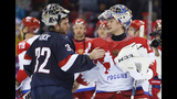 U.S. hockey team defeats Russia in thrilling shootout - (2/25)