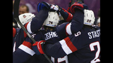 U.S. hockey team defeats Russia in thrilling shootout - (6/25)