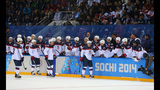 GAME PHOTOS: USA defeats Czech Republic 5-2 - (9/25)