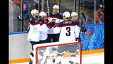 GAME PHOTOS: USA defeats Czech Republic 5-2 - (7/25)