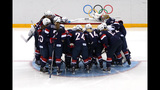 PHOTOS: Team USA women's hockey team - (7/25)