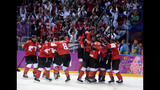 PHOTOS: USA-Canada gold medal game - (9/25)