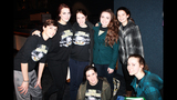 Hampton High School rehearses 'Young Frankenstein' - (2/9)