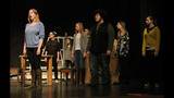 Avonworth High School musical rehearsal: 'Man… - (22/25)