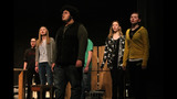 Avonworth High School musical rehearsal: 'Man… - (2/25)