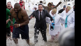 Photos: Jimmy Fallon takes the Polar Plunge - (1/10)
