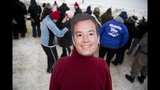 Photos: Jimmy Fallon takes the Polar Plunge - (6/10)