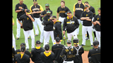 2014 Pittsburgh Pirates spring training PHOTOS - (8/25)